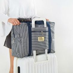 Hagodate - Striped Travel Organizer