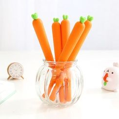 Cute Essentials - Carrot Ball Pen