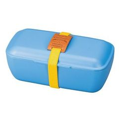 Hakoya - Hakoya American Vintage Dome Lunch Box (Blue)