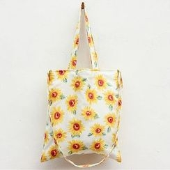 Bags 'n Sacks - Flower Print Shopper Bag