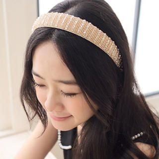 CatWorld - Beaded Hair Band