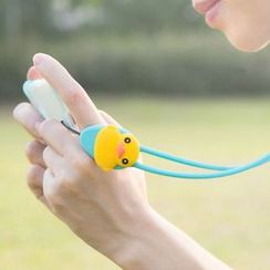 LIFE STORY - Animal Silicon Neck Strap - Duck