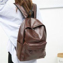 Seok - 仿皮背包