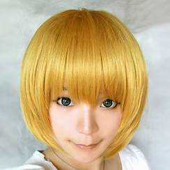 Ghost Cos Wigs - Attack on Titan Armin Arlart Cosplay Wig
