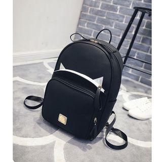 Bibiba - Cat Ear Backpack