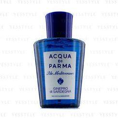 Acqua Di Parma - Blu Mediterraneo Ginepro Di Sardegna Energizing Shower Gel