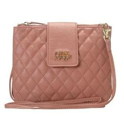 ans - Quilted Crossbody Bag