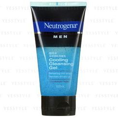 Neutrogena - Men Cooling Cleansing Gel