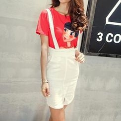Hamoon - Jumper Skirt
