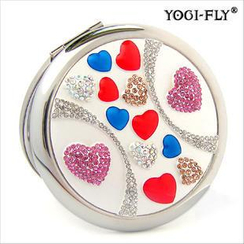 Yogi-Fly - Beauty Compact Mirror (JF-81P)