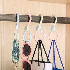 Home Simply - 塑膠掛鉤(3個裝)