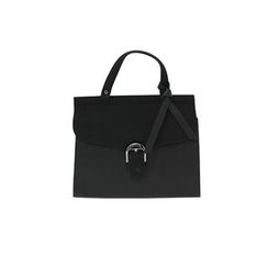 DABAGIRL - Buckled-Flap Briefcase with Strap