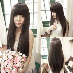 Ontop - 長款假髪 - 直髪
