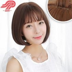 Pin Show - Short Full Wig - Straight