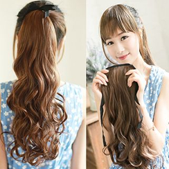 Hairess - Ponytail - Wavy