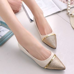 Moonlit Valley - Paneled Pointy Flats