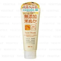 Rosette - Mutenka Rice Bran Cleansing Foam
