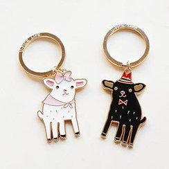Cute Essentials - Lamb Key Ring