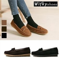 Wifky - Genuine-Leather Moccasins