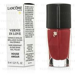 Lancome 兰蔲 - Vernis In Love Nail Polish - # 160N Rouge Amour