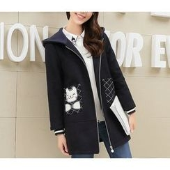 Dollisee - Hooded Long Coat