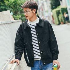 Streetstar - 鈕扣夾克