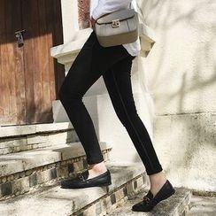 A7 SEVEN - Plain Skinny Pants