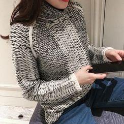Mandalle - Melange Chunky Sweater