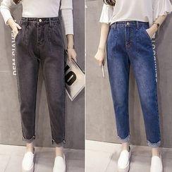 Rosehedge - Washed High Waist Jeans