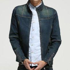 NINETTE - Washed Denim Jacket