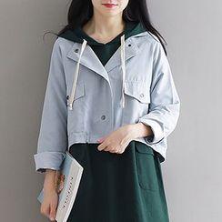 chome - Cropped Jacket
