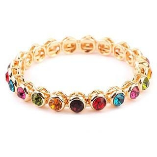 Linglady - Gemstone Bangle