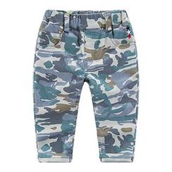 DEARIE - Kids Camouflage Pants