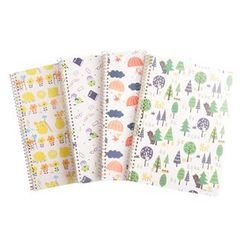 Bookuu - Printed Notebook (M)