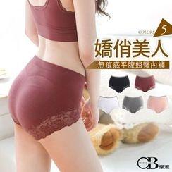 OrangeBear - Seamless Shaping Panties