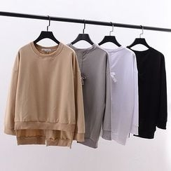Tulander - Bow Slit Sweatshirt