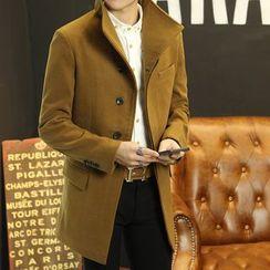 百高 - 針織大衣