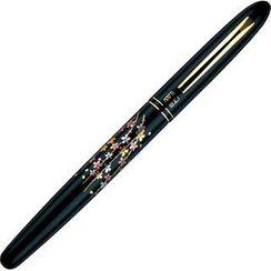 Kuretake - Kuretake Letter Pen Makie Monogatari Shidarezakura (Black)