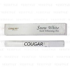 Cougar Beauty Products - Cougar Snow White Teeth Whitening Pen
