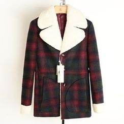 EDAO - Woolen Long Coat