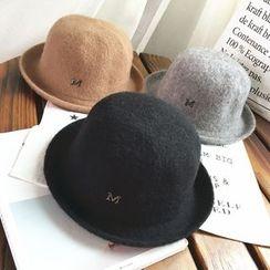 FROME - 字母圆顶硬礼帽