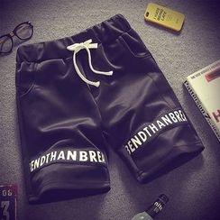 JVR - 字母短褲