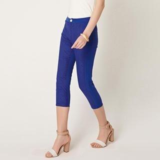 O.SA - Panel Cropped Pants