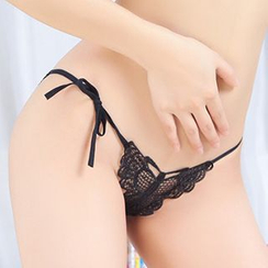 Croix - Side Tie Lace Panties