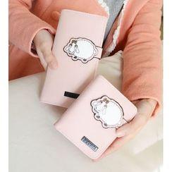 布布and包包 - 短款小羊錢包