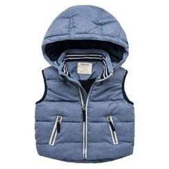 Kido - Kids Hooded Padded Vest