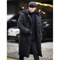 STYLEMAN - Hooded Padding Coat