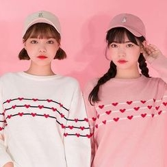 icecream12 - Embroidered Baseball Cap