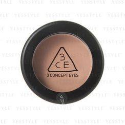3 CONCEPT EYES - One Color Shadow - Matt (Salmon Pink)