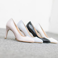 VIVIER - Pointy-Toe High-Heel Pumps